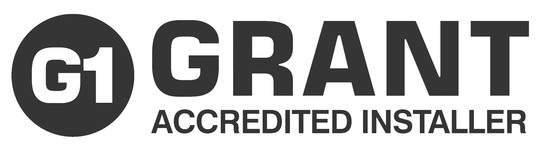G! Grant Accredited Installer